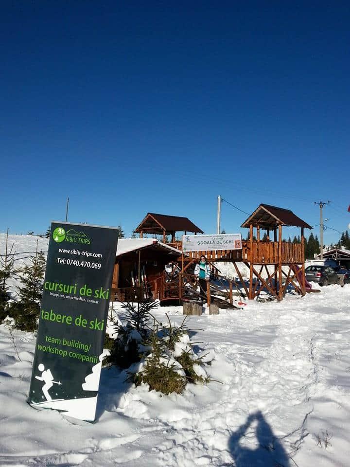 centru inchiriere ski snowboard