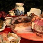 Traditional food Transylvania